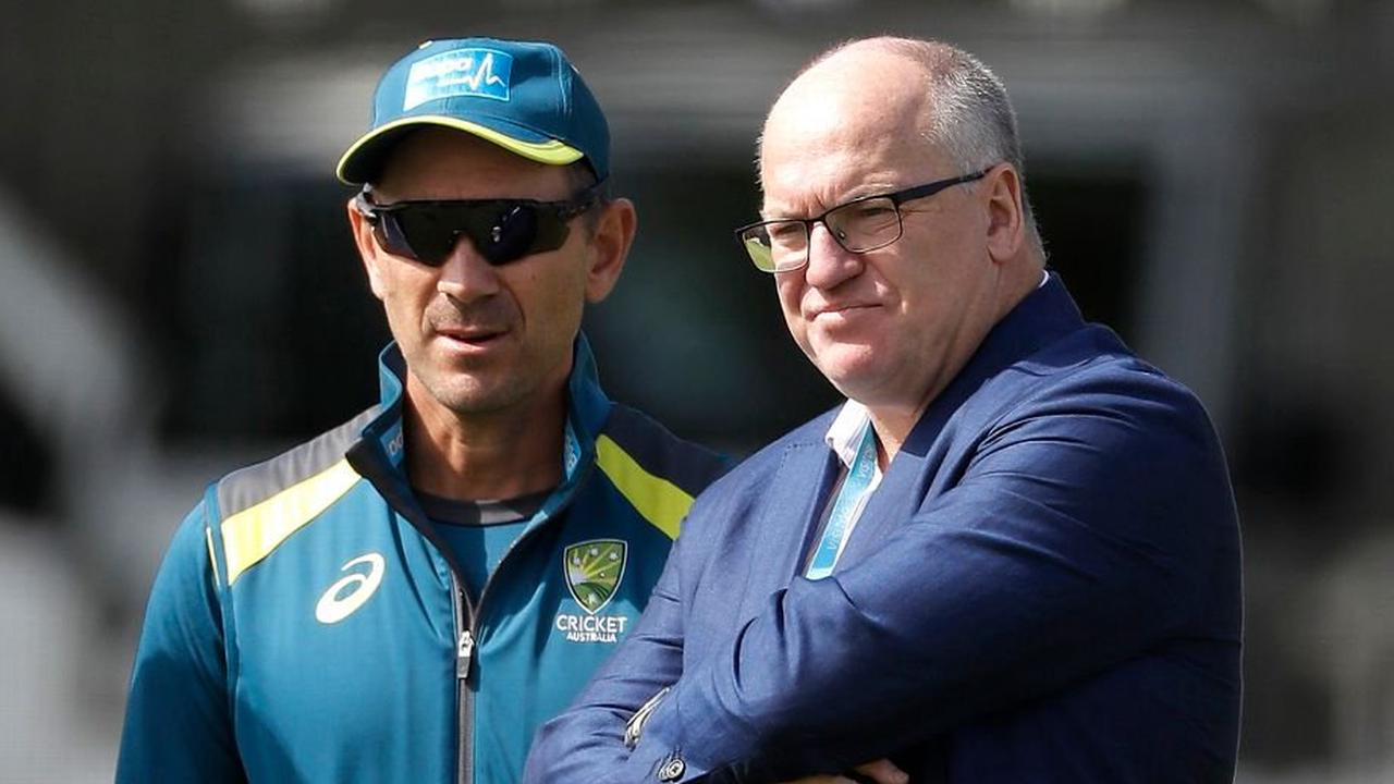 States in discussions on Earl Eddings future as Cricket Australia chairman