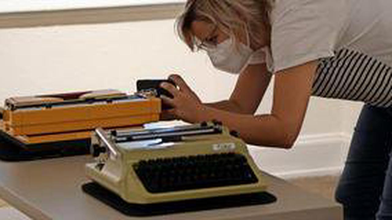 Lindenau-Museum Altenburg: Gerhard-Altenbourg-Preis für Ruth Wolf-Rehfeldt - eine Künstlerin an der Schreibmaschine