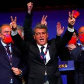 Joan Laporta Returns As Barcelona President After Landslide Win In Election