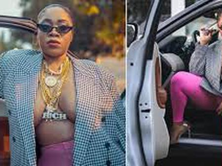 Viral: Today Is The Day For Moesha Boduong Birthday Which Is Being Celebrated With Some Celebrities