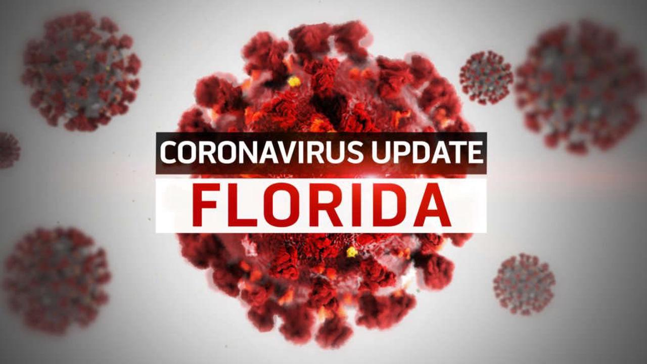 COVID In Florida: 3,231 New Cases, 33 Additional Deaths Reported Sunday