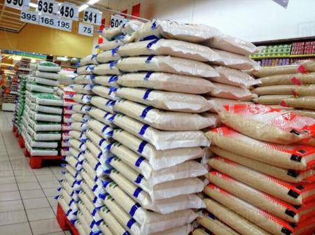 The Price Of A Bag Of Rice Is No Longer 27,000 Naira, See Current Price Of A Bag Of Rice In Nigeria