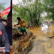 Meet the powerful man behind the fight against Galamsey in Ghana