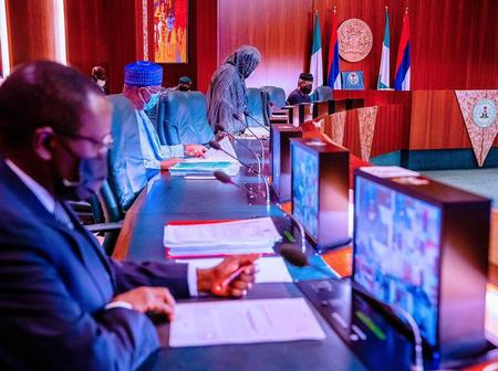 After VP Yemi presided over the FEC meeting, see the outcome of the meeting that sparked reactions