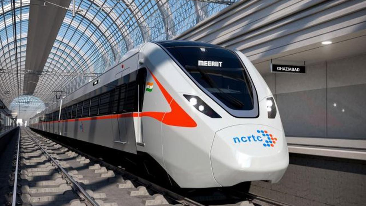 Chinese firm gets contract for Delhi-Meerut RRTS project