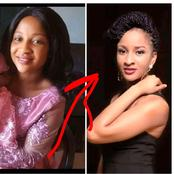 Meet The Beautiful Lady Who Shares A Striking Resemblance With Popular Nollywood Actress, Adesua Etomi
