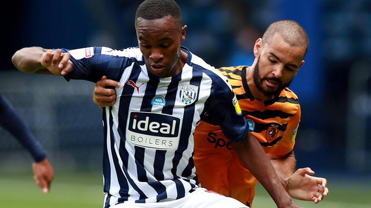 Pompey rivals Ipswich to seal £1m move for WBA ace