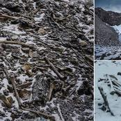 Mystery Behind The Indian Lake Of Skeleton, See The Interesting Explanations Behind It (Pictures)