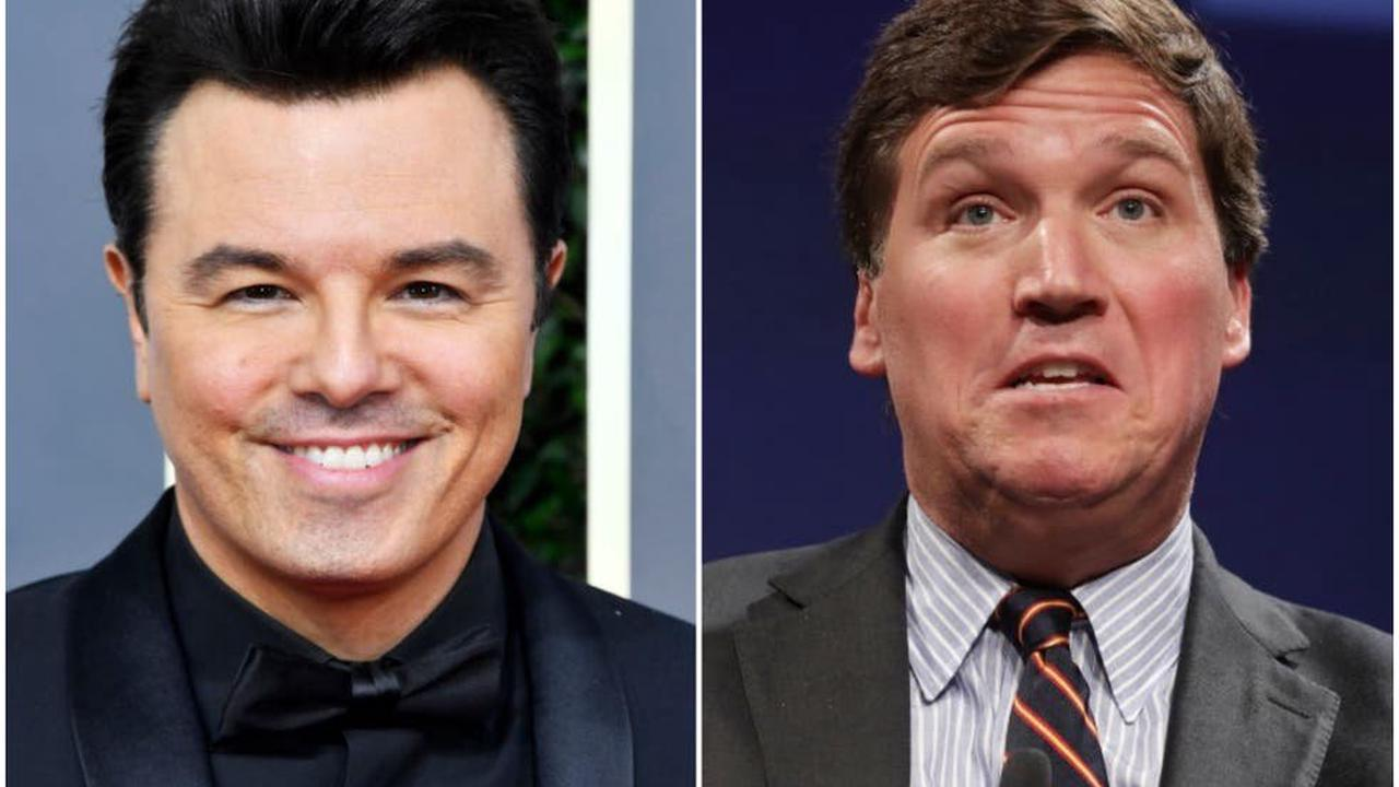 Seth MacFarlane is ashamed about Family Guy airing on same network as Tucker Carlson