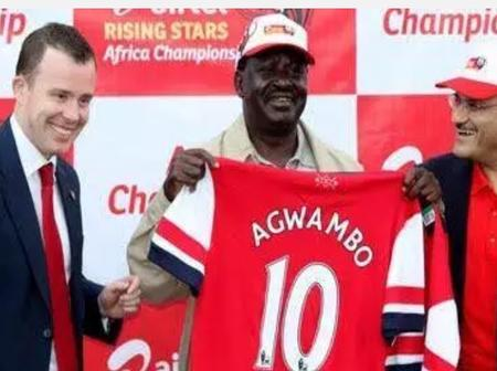 Kenyan Celebrities and The EPL Teams They Support