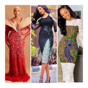 40 Pictures Of Nancy Isime and Sharon Oja Outstanding Classy Fashion Styles