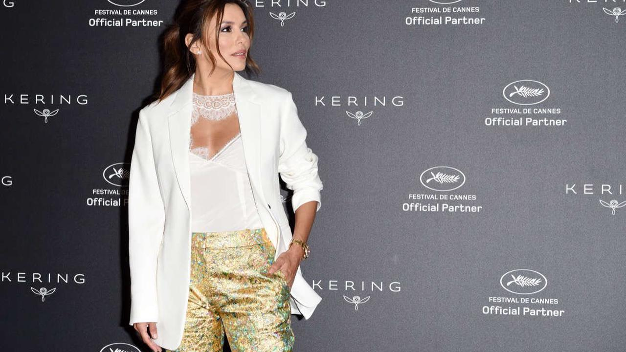 Eva Longoria Reveals the Exact At-Home Workout She Uses to Stay Fit