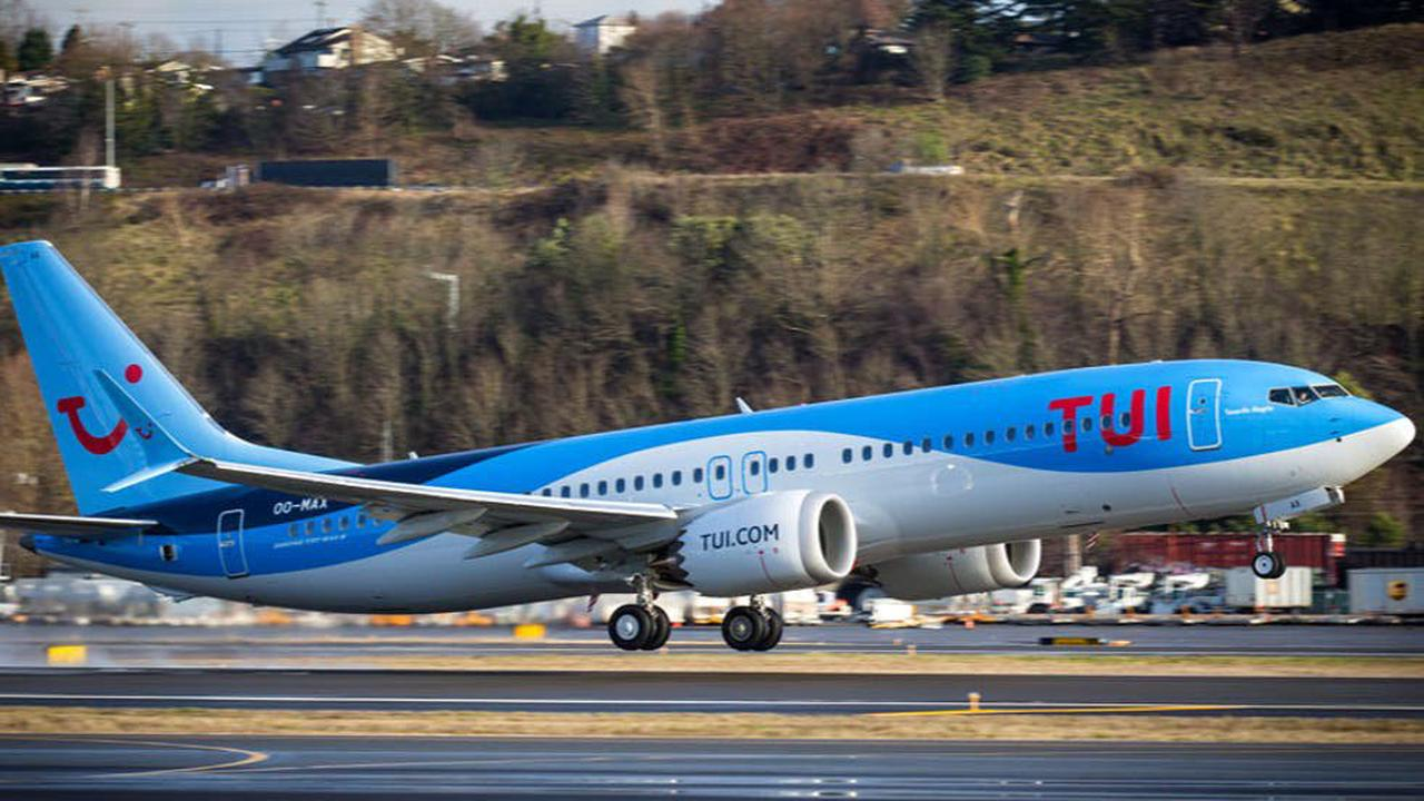 IT flaw that assigned every 'Miss' a child's weight onboard Tui plane causes 'serious incident'