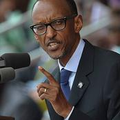 President Paul Kagame sends foreigners packing. He will not allow Africa to be disrespected