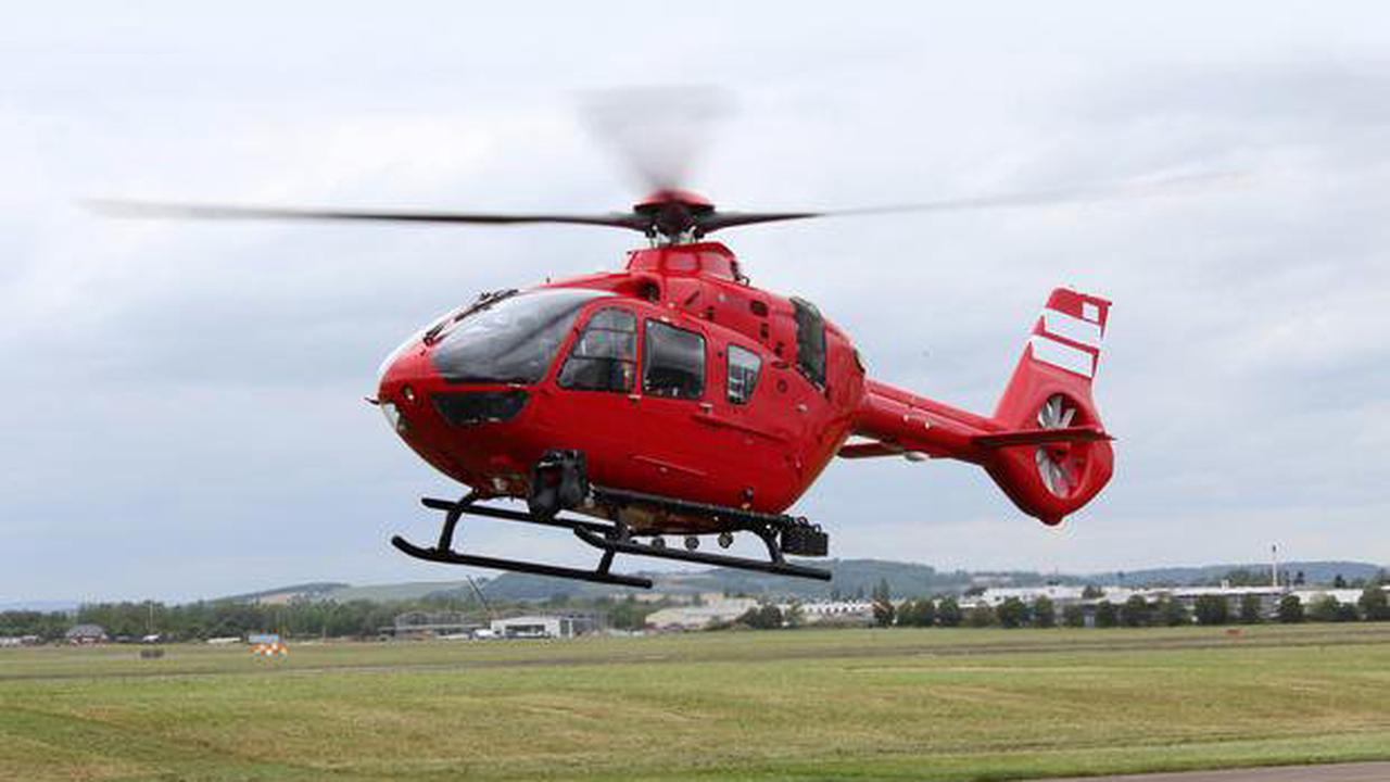 Teenager airlifted to hospital after falling off Cookstown bonfire