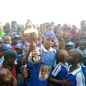 Under 15 Children Competition.  AYD FC Doma Arrives in Jos Ahead Of NLO Official Kick-off.