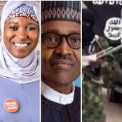 After The Massacre Of 40 Farmers, See What Aisha Ordered Nigerians To Do To Buhari