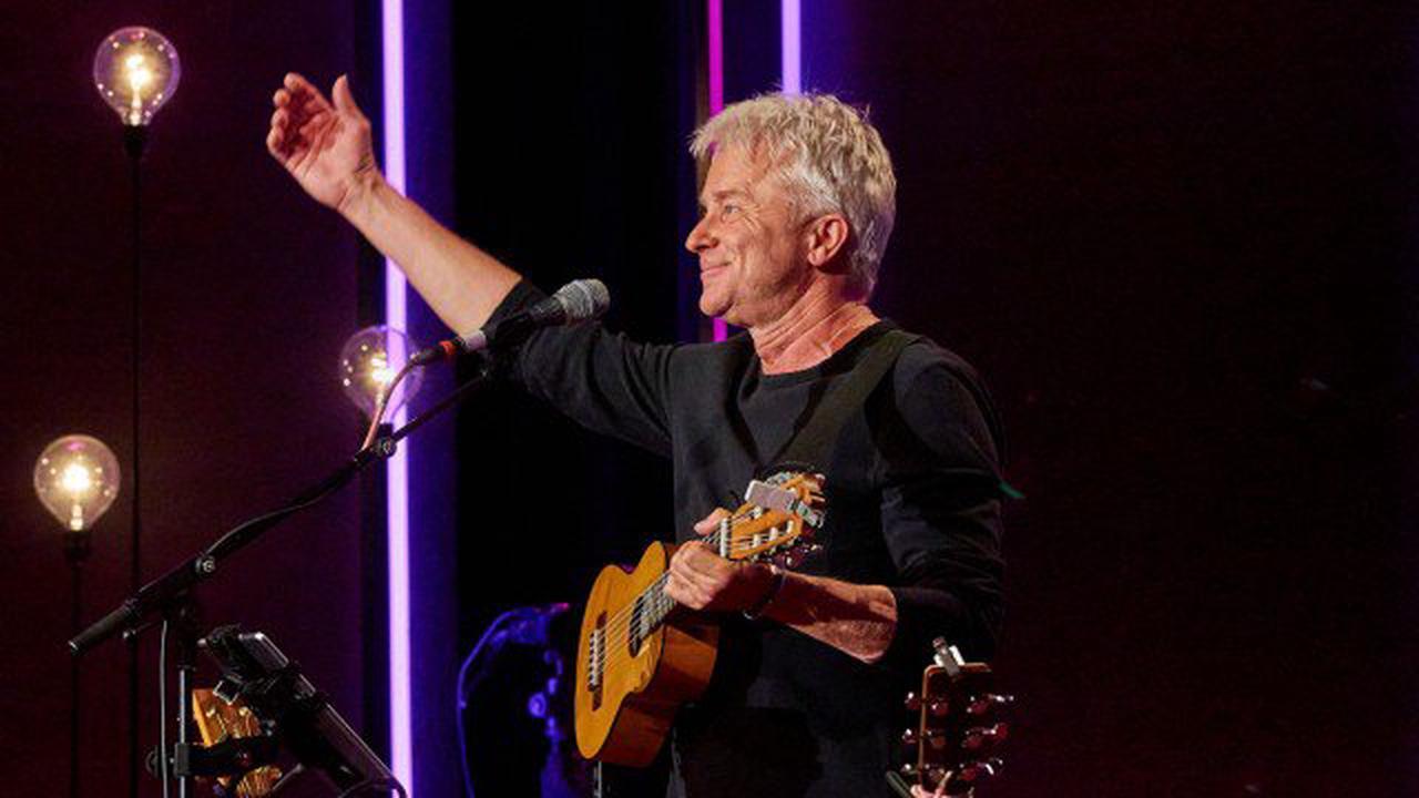 Ein Mann, drei Gitarren, tausend Emotionen