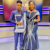 Eric Omondi and Betty Kyallo Wows Their Fans with Their Matching Dressing Code