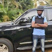 What You Didn't Know of Kenyan Man Who Offered Bulletproof Car to Bobi Wine