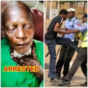 After Iskilu Wakili Was Arrested In Oyo, See What Police Did To The OPC Members That Arrested Him