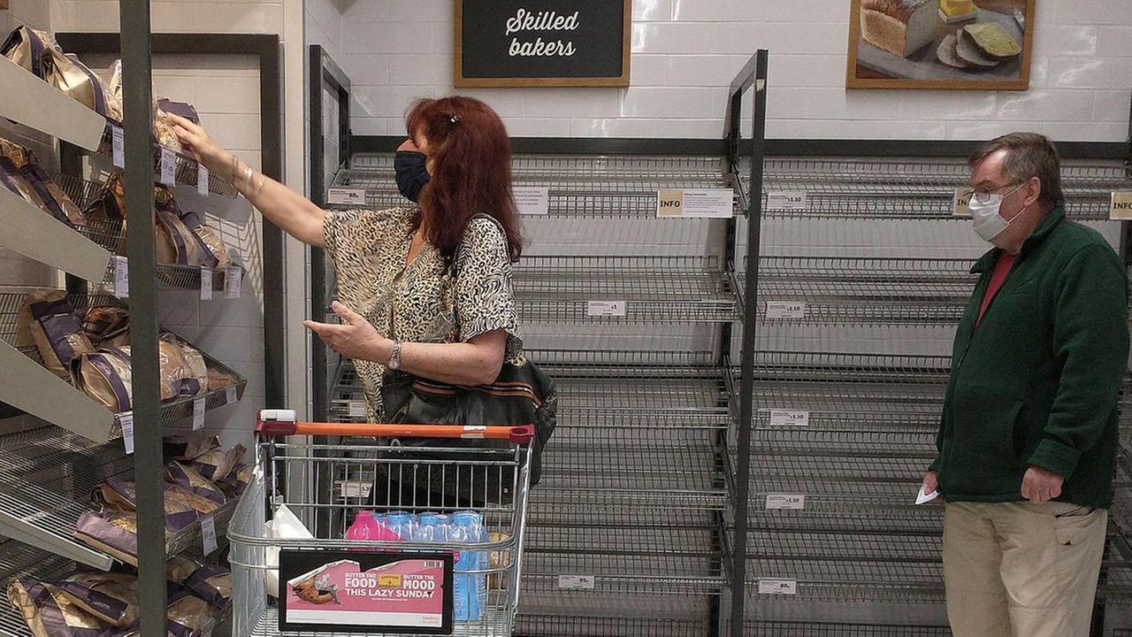 Großbritannien: Branche sieht Lebensmittelversorgung gefährdet