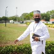 Meet NPP's 30 Year Old Member of Parliament, He Holds 2 Masters, LLB and Finishing His PhD. PICS
