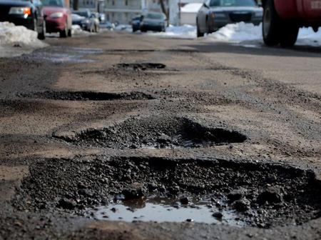 Minister of transport revealed that it costs R1500 to fix one pothole in South Africa. Read more