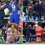 Huge Blow To Chelsea As Tuchel Confirms Star Player Is Injured And Will Miss Liverpool Clash