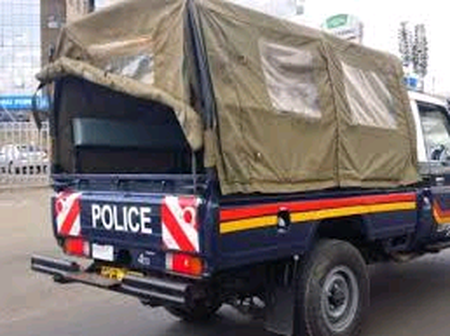 Fearless KDF Soldiers Arrested By Police Officers