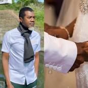 """Church wedding is not Christian marriage"" Reno Omokri speaks on church wedding"