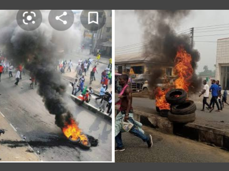 Today's News:1 Person Killed As Police Shoot Protesters In Abuja, Bandits Abducts 4 People in Abuja