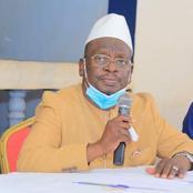 Élu fraîchement député, Abdoulaye Kouyaté a répondu aux propos de Lida Kouassi Moïse
