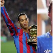 Son of Legendary Footballer Ronaldinho is Following His Footsteps