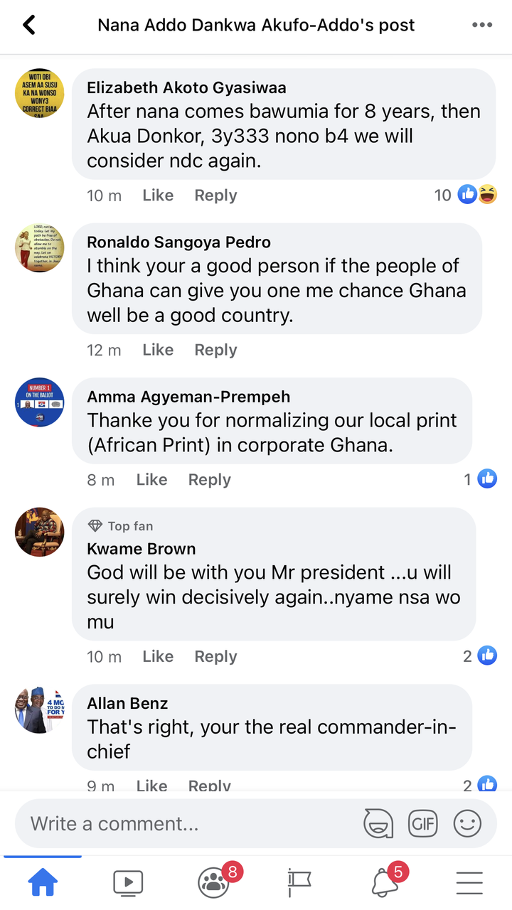 """1584ecf0c99acbb05bbd81e2df5e8a31?quality=uhq&resize=720 - """"We can't never be ungrateful"""": Ghanaians React To President Akufo-Addo's Nation Address Positively"""