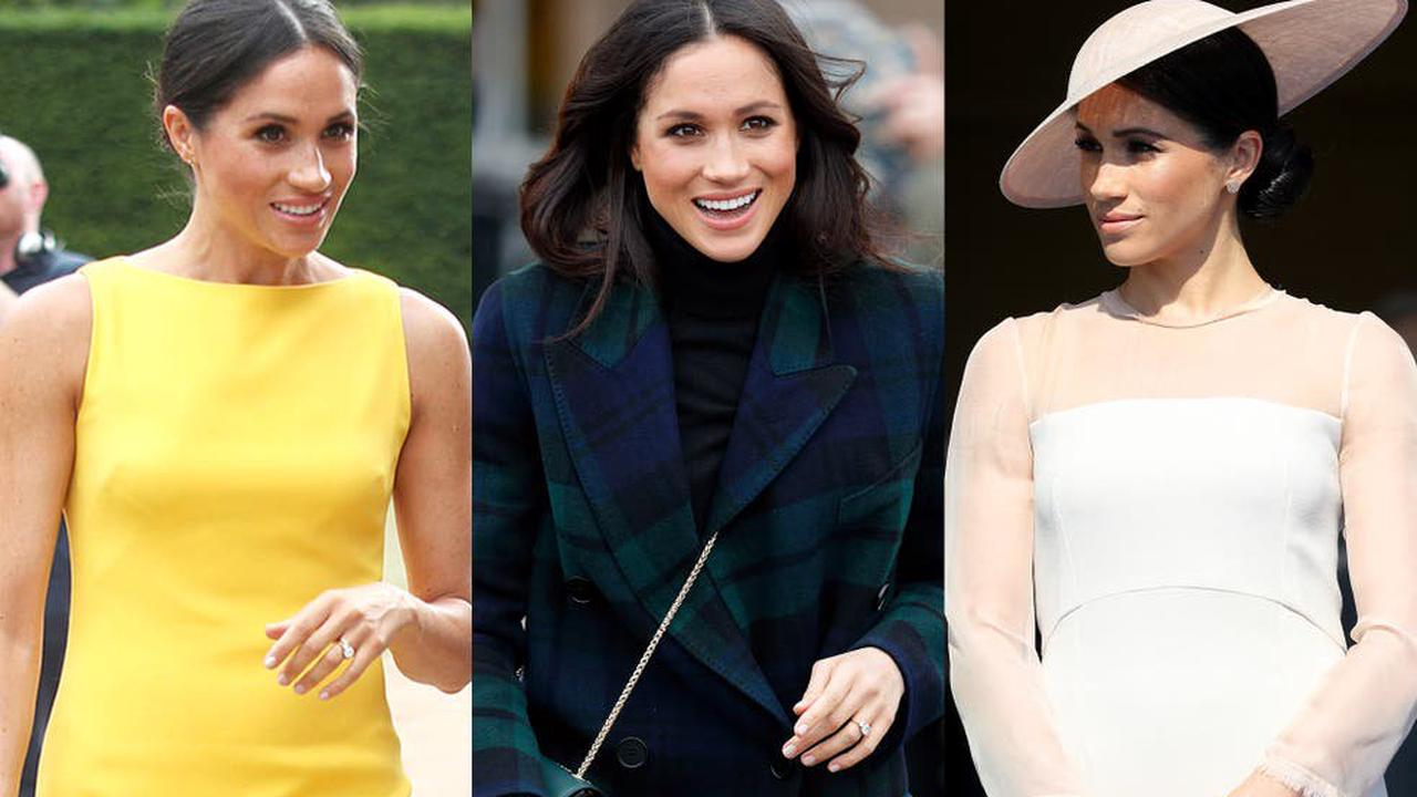 Meghan Markle 40th birthday: Best fashion looks, from the royal wedding to pregnancy