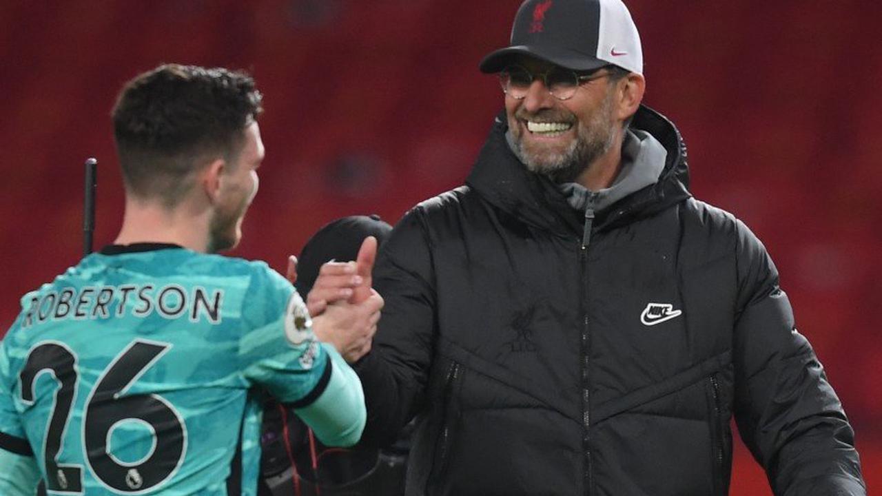 Manchester United 2-4 Liverpool: Jürgen Klopp's reaction
