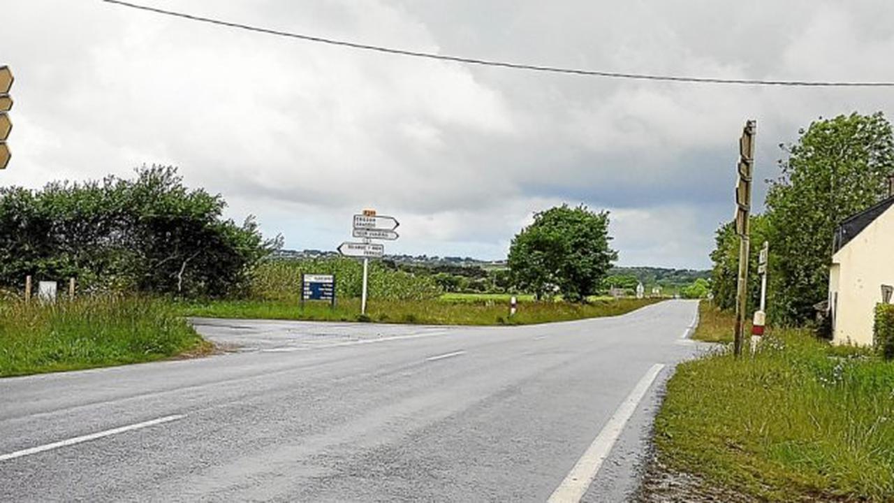 Telgruc-sur-Mer - Circulation alternée sur la route de Crozon à partir du 17mai