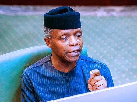 Osinbajo welcomes Microsoft's offer to support Nigeria's economic sustainability plan