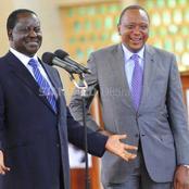 Why Uhuru Kenyatta Is Set To Meet Raila Odinga Over His Darling With DP Ruto