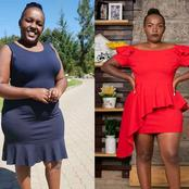 Congratulations! Fans Celebrated Njugush's Wife, For The Body Transformation Changes