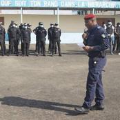 Sécurité : voici pourquoi le Directeur Général de la police a rencontré le CCDO