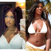 Between Tiwa Savage and Megan Stallion, who looks more beautiful?