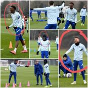 Two Things I Noticed CHELSEA Players Were Doing In Training Ahead Of Liverpool's Game On Thursday