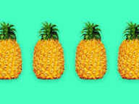 Pineapple Will Effectively Cure Back Pains Within Three Days