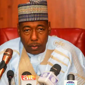 See What Governor Zulum Just Told Buhari And FG Over Boko Haram Militants