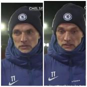 After Chelsea won Liverpool 1-0, see what Tuchel said was the secret behind their win