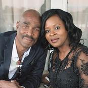 You gave me till death do us part: Eucharist Mabena – as Bob Mabene laid to rest