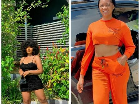 Who Is Prettier Between Mercy Eke's Sister And Mark Angel's Wife?