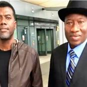 Hours After Police Attempted To Arrest Sunday Igboho, See What Goodluck Jonathan's Aide, Reno Said